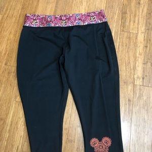 Disney Tops - Disney plus size Mickey yoga outfit- XL